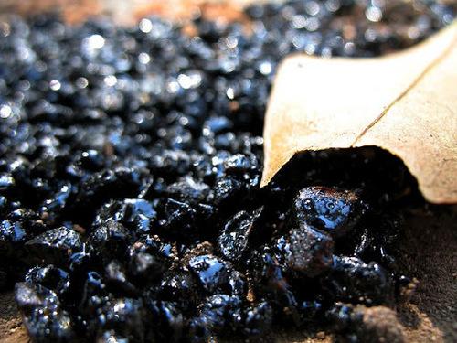 Natural Black Industrial Bitumen
