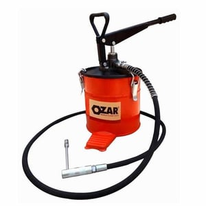 Grease Pump 6 KG with Steel Follower Plate