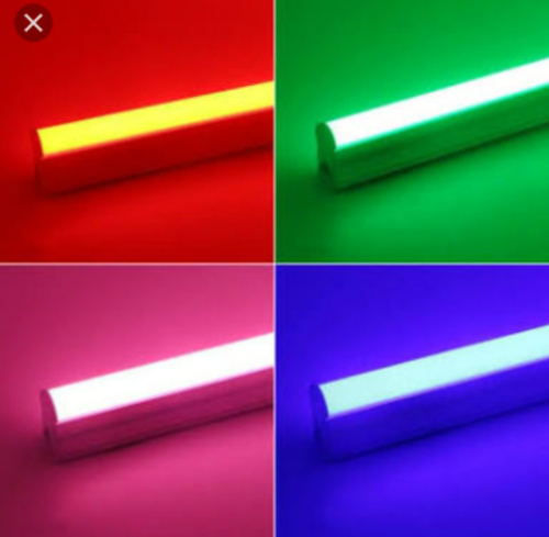LED Tube Light (Colour)