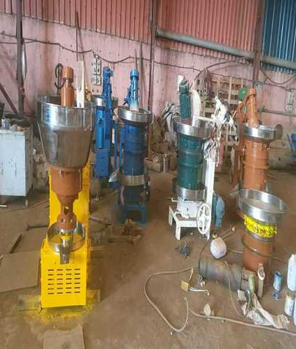 Palm Oil Mill Machine