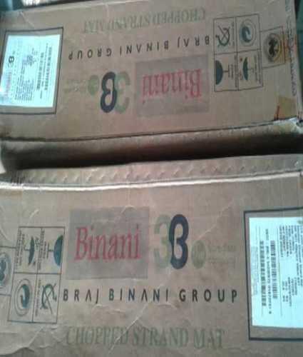 Binani Emulsion Bonded Mat
