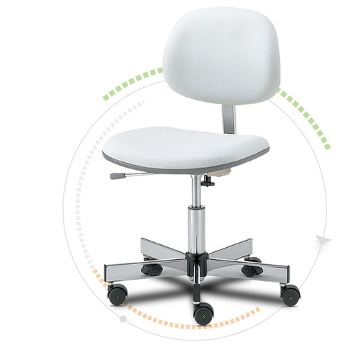 Light Weight Cleanroom Chair