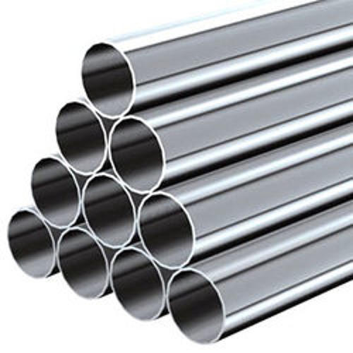 Polished Stainless Steel Round Pipe