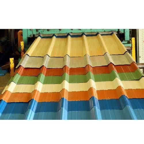 Rpi Gi Roofing Sheet