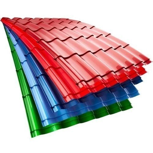 Water Proof Ppgi Roofing Sheet