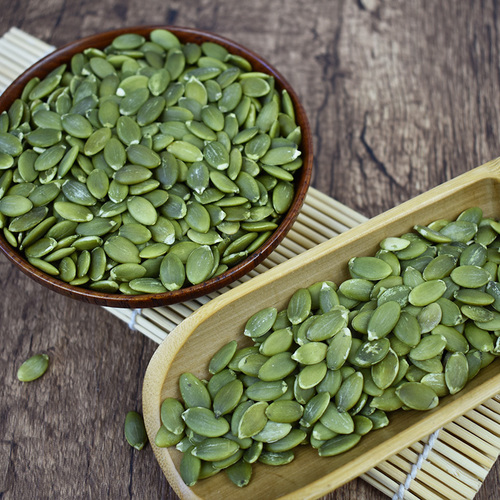 Dark Green Pumpkin Seeds