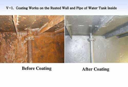 Chemical Heat Resistant Paints