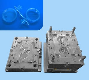 Clear Injection Plastic Mold