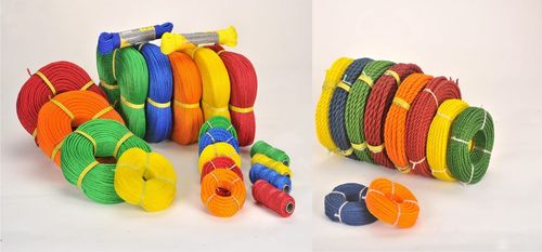 Monofilament Ropes With Multiple Ply
