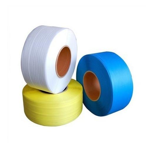 White Pp Strap Roll