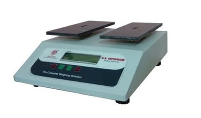 Specially Designed Double Pan Balance Electronic Centrifuge Bucket Corrector Application: Blood Bank Equipment