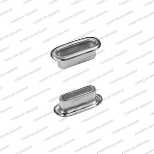 Oval Eyelets With Washers
