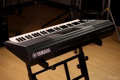 All Yamaha Psr-A3000 Arranger Workstation Keyboard