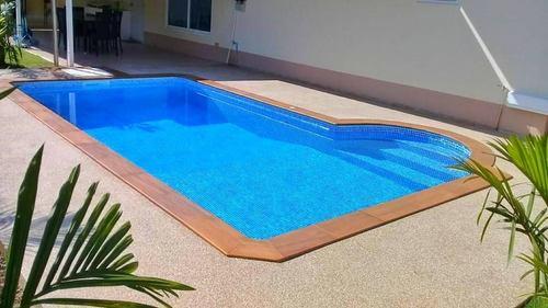 Low Maintenance Swimming Pool