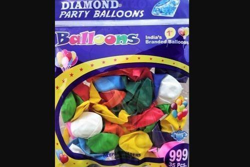 Multicolor Latex Party Balloon