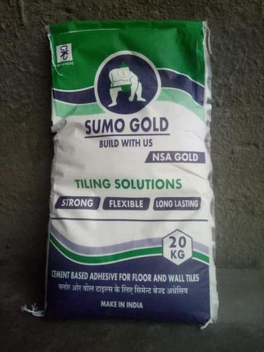 Sumo Gold Tile Adhesive