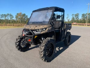 2021 Can-AM Defender X MR HD10 ATV Motorcycle