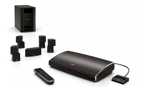 Bose Lifestyle V35 Home Theater System 5.1 Ch Hd Ready W Ipod Dock Bose Sound