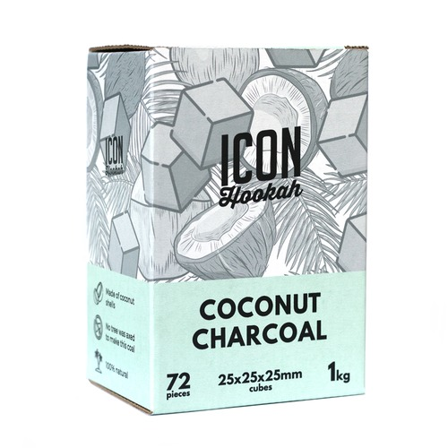 Icon Natural Coconut Charcoals
