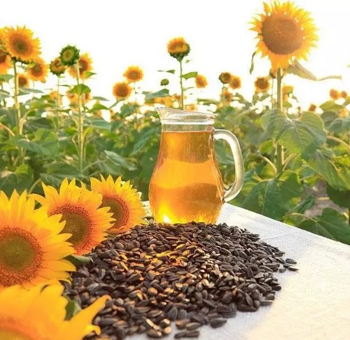 99.9% Refined Sunflower Cooking Oil