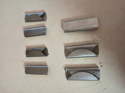 Buckle Clips For Strap Sealing