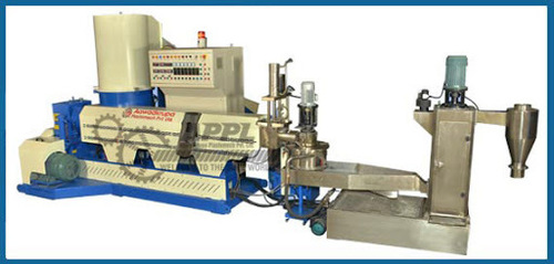 Extrusion Plant With High Productivity