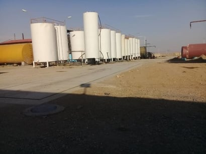 Recycled Base Oil For Industrial