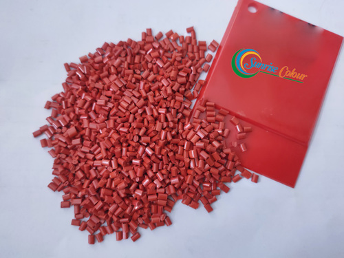 Highly Durable Red Masterbatch