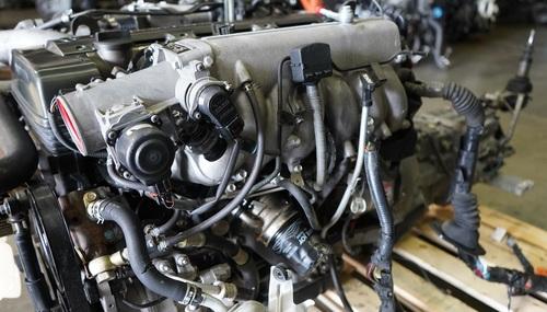 DM 94-98 Toyota Supra.2JZ GTE Twin Turbo Engine