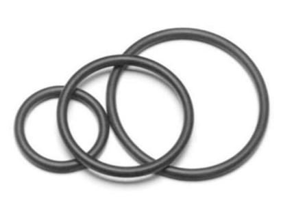 Grey Epdm Rubber O Rings Application: Industrial