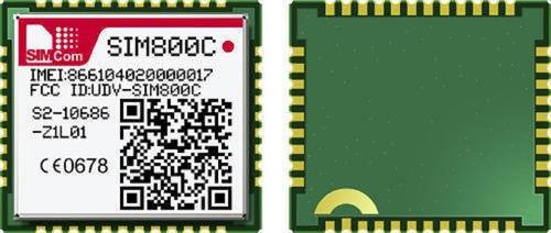 Sim 800 C Gsm Module - S2-10686-Z1L01