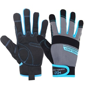 Prisafety Hand Gloves Mechanic Safety Tools Gloves Mechanical Work Anti Vibration Gloves Safety