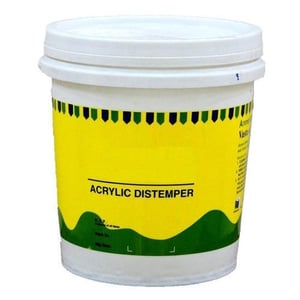 Acrylic Distemper For Wall Paint