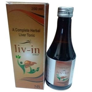 Liv in Herbal Liver Tonic Syrup