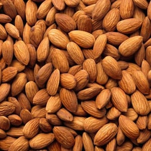 Healthy and Natural Almond Nuts