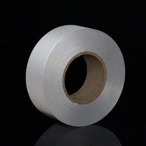 100% Polyester Reflective Fabric Tape
