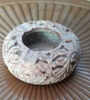Handcrafted Marble Ash Tray
