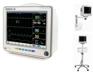 Multipara Patient Monitor H-8