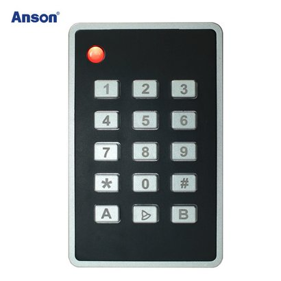 Proximity Rfid Id, Ic Card Door Access Control Keypad Reader Application: Security Enteries Point