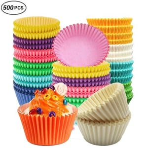 Colored Baking Paper Cups