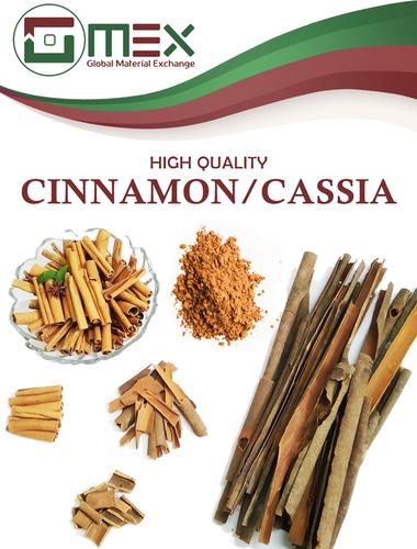 100% Natural Dried Cinnamon