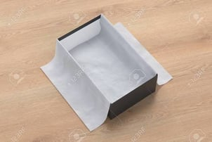White Color Wrapping Paper