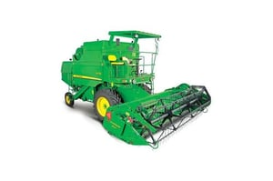 Heavy Duty Agriculture Combine Harvester