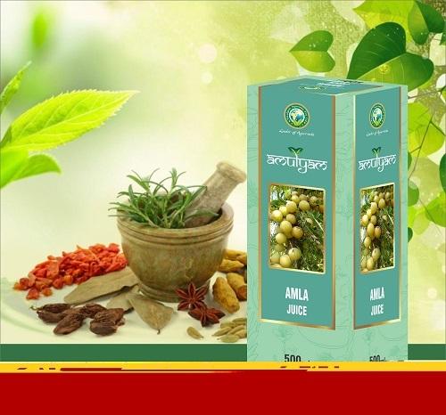 Herbal Amla Juice