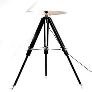 Home Decor Lamp With Shade