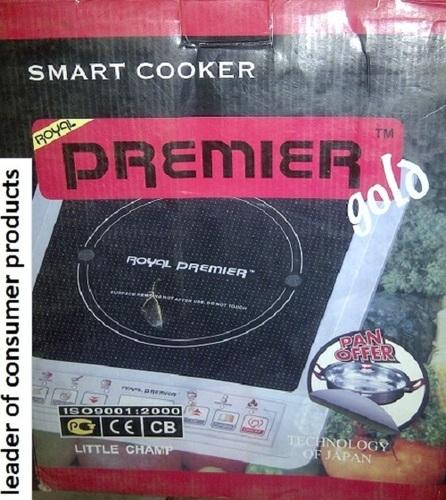 Royal Premier Gold Induction Cooker