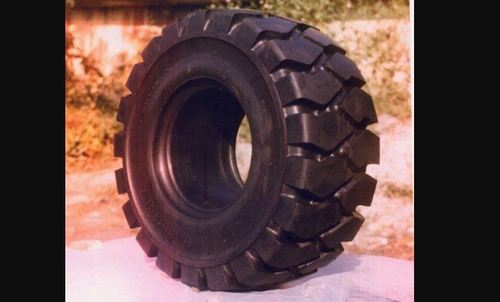 Industrial Solid Rubber Resilient Tyres