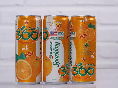 Impurity Free Orange Juice