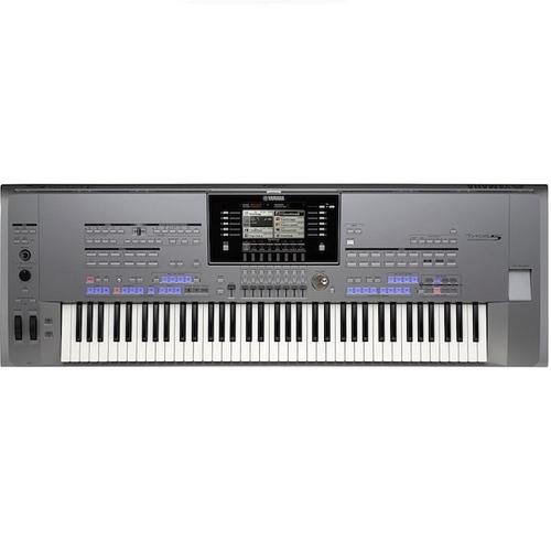 Brand New Tyros 5 - 76 Key Keyboard (Yamaha) Body Material: Plastic