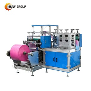 Disposable Overshoes Making Machine